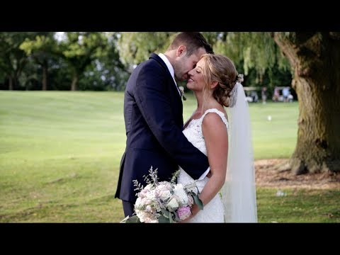 Fox Hills Michigan Wedding | Brian & Natalie