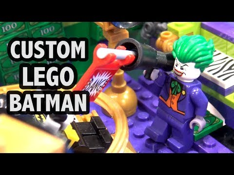 LEGO Batman Villain Evil Lair Apartments | Bricks Cascade 2018