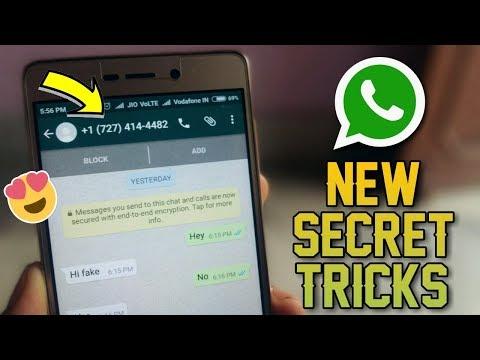 Secret Whatsapp Trick Must know || Hindi Tech tuts