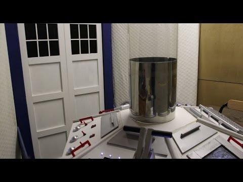 TARDIS Console Room Tour!