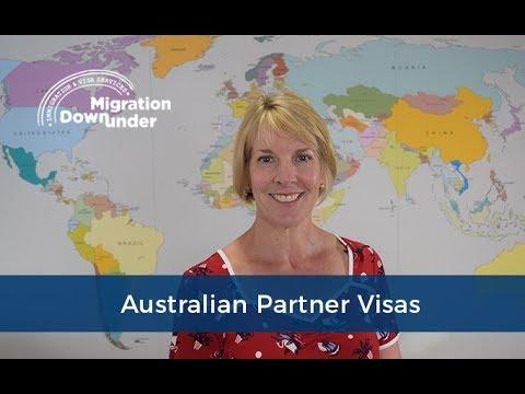 Partner Visa Types