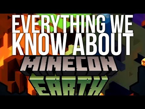 Everything We Know About Minecon Earth 2017 the Minecraft Convention