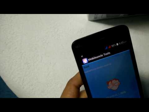 How to install TWRMP recovery on wiko bloom and micromax A106 Unite 2