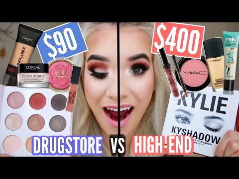 SUPER CHEAP Drugstore Dupes for HIGH-END Makeup!