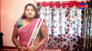 Indian telugu young housewife dreamed to romance with Tv artist