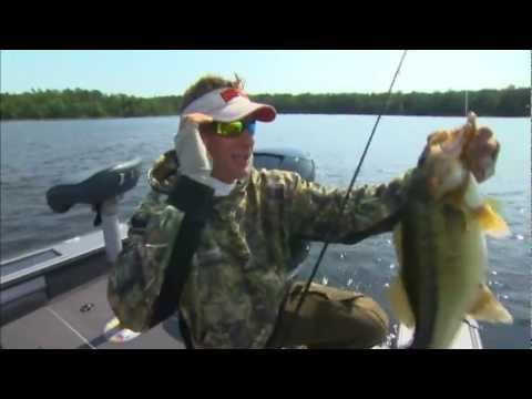 Using Electronics to Find and Catch Big Bass