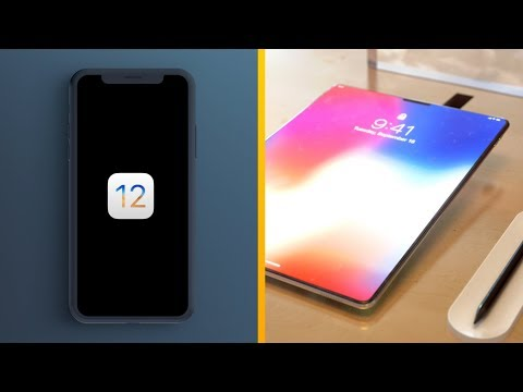 Latest iOS 12 Leaks, Face ID iPad Pro Delayed & More WWDC 2018 News!
