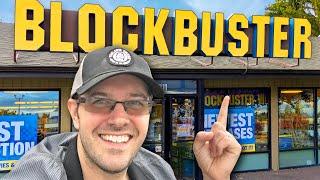 Visiting the Last Blockbuster Video - Cinemassacre