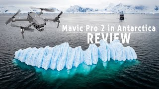 Dji Mavic Pro 2 Review - Killer New Feature & Flying In Antarctica!