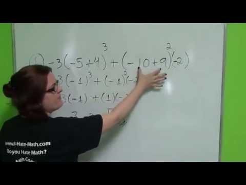 Tutorial 1 Algebra: Simplifying Expressions