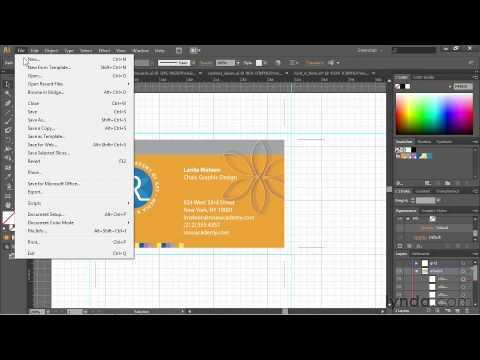 Illustrator CS6 Essential Training | Changing units of measurement