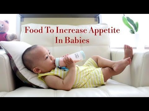 Food to Boost Babies Appetite | Food to increase Babies Appetite | Food to increase Babies Appetite