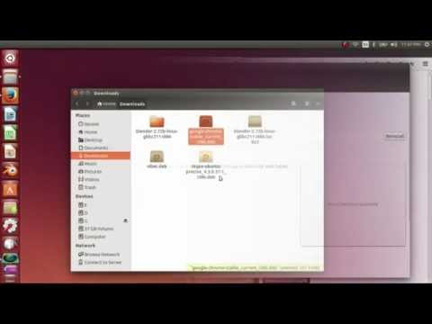 Ubuntu 14.04 - How to Install latest Google Chrome [2 Methods]