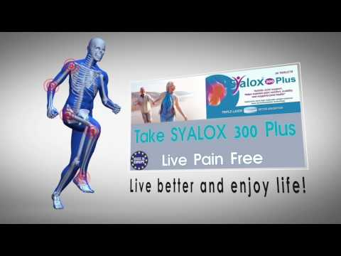 Get Joint Pain Relief with SYALOX 300