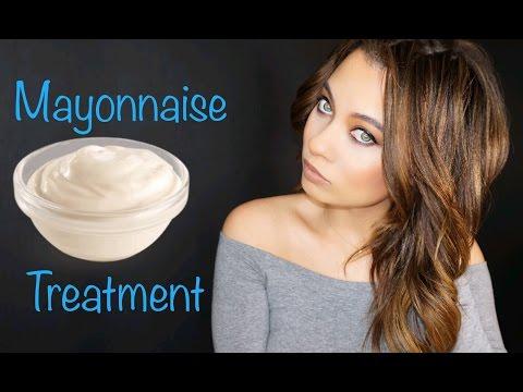 MAYONNAISE DRY HAIR AND SCALP TREATMENT | Brittney Gray