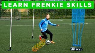 Learn to play like Frenkie De Jong | Football Skills