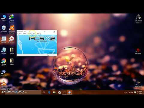 PCSX2 1.4.0 settings 60 FPS 100% SPEED Set Up Configure Test (Windows PC)LAPTOP by hacking guru