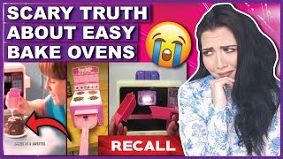BAD THINGS That Happen When Using Easy Bake Ovens