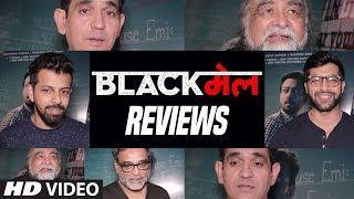Movie Reviews:  Blackमेल    Irrfan Khan, Kirti Kulhari   Abhinay Deo   ►Blackmail In Cinemas