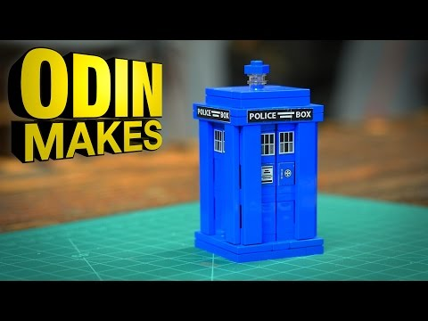 Odin Makes: Lego Dimensions TARDIS