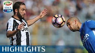 Empoli - Juventus - 0-3 - Highlights - Giornata 7 - Serie A TIM 2016/17
