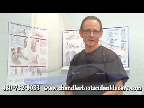 Children's Foot Care - Chandler, Sun Lakes and Phoenix, AZ – Podiatrist Alan Discont