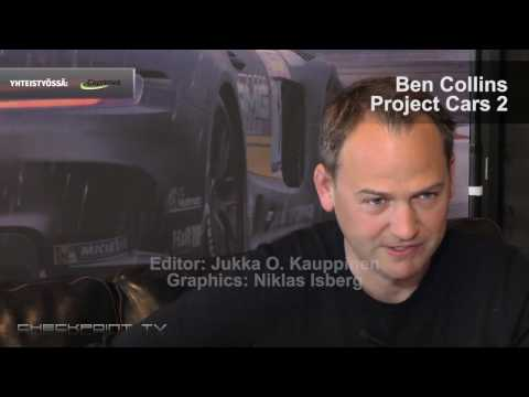 Project Cars 2 with Ben Collins Part 1 - from Pole Position to Grand Prix 2 and beyond