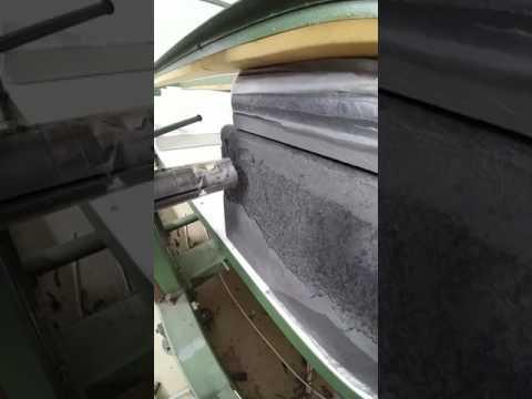 Cnc cutting pyramid foam
