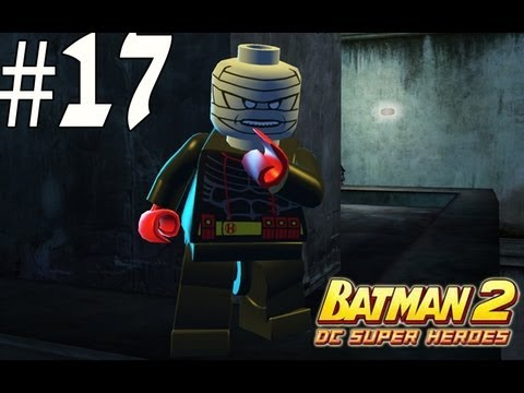 Lego Batman 2 - Unlocking Clay Face, Man Bat, Hush and Zod!