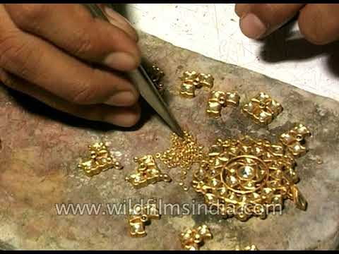 Jewellery repairs and alterations in India