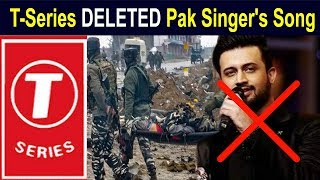 After PULWAMA T-Series Deleted Pak Singer Atif Aslam's New Song 'Baarishein' From You Tube
