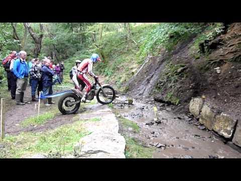 Michael Brown 2012 British Trials Championship Final Round