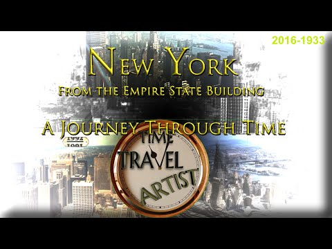 New York: A Journey Through Time
