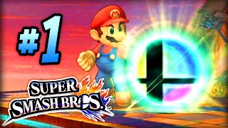 "Super Smash Bros 4 Gameplay #1! (3DS / Wii U) - ""TIME TO FIGHT!"""
