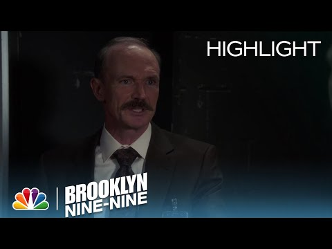 Jake Snitches To The Warden | Season 5 Ep. 2 | BROOKLYN NINE-NINE