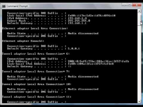 How to Find IP address from Command Prompt
