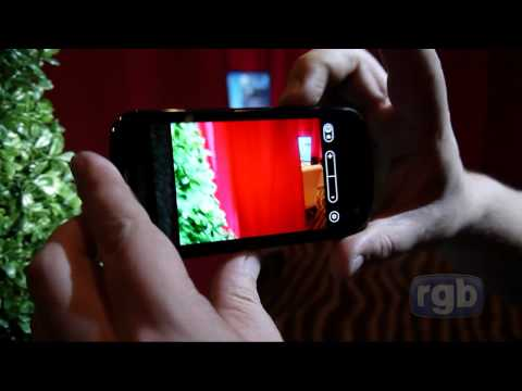 Rogers Samsung Focus Hands On Video