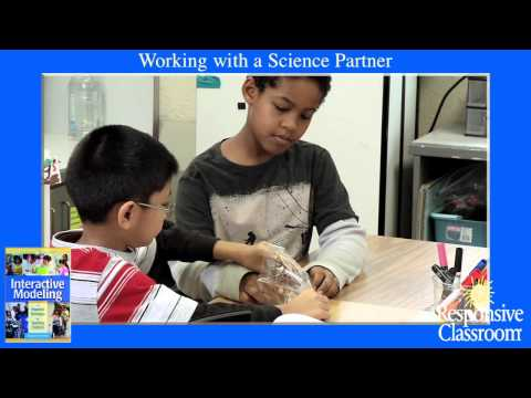 Working with a Science Partner (Interactive Modeling)