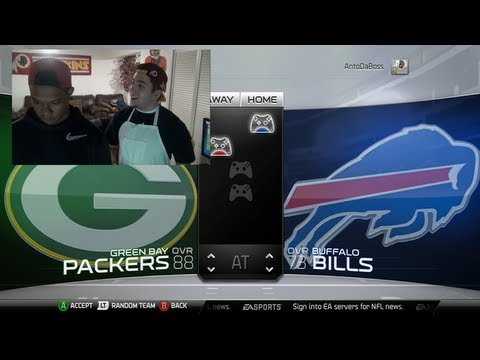Madden 25 Challenge - The Totino's Bowl Feat Chef Boss