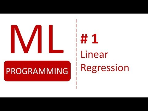 ML Programming # 1 : How to apply Linear regression on data in Python using Scilearn