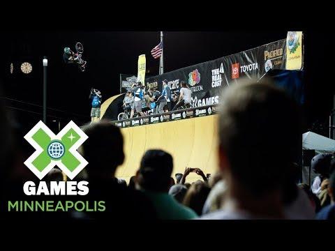 Jamie Bestwick wins BMX Vert silver | X Games Minneapolis 2018