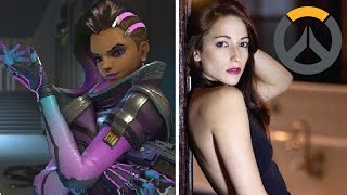 New! All 23 Overwatch Voice Actors in Real Life! (Updated Version)