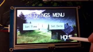Nextion and Teensy 3 2 Different Background - PakVim net HD Vdieos