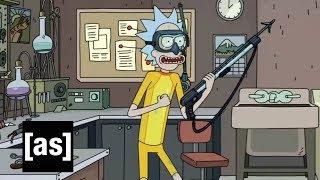 Sneak Peek: The Ricklantis Mixup   Rick and Morty   Adult Swim