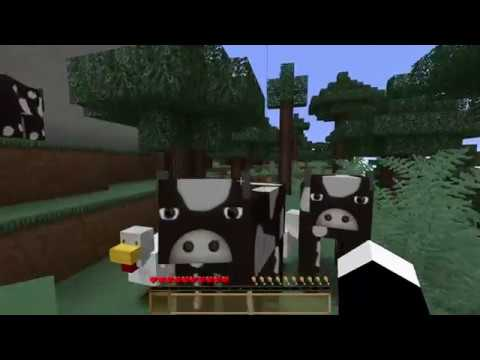 Mouse World - Part 1: Minecraft Let's Play