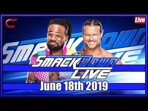 Xxx Mp4 WWE SmackDown Live Stream Full Show June 18th 2019 Live Reaction Conman167 3gp Sex