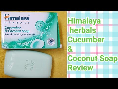 Himalaya Herbals Cucumber & Coconut Soap Review