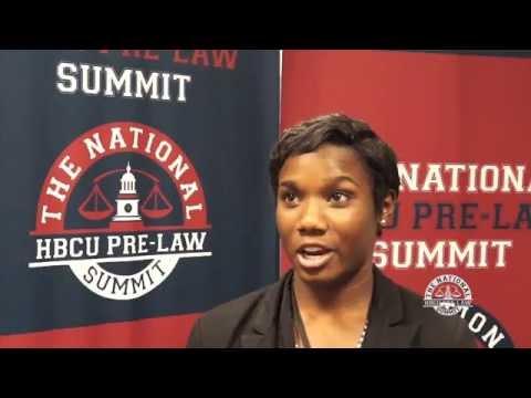 Inaugural National HBCU Pre-Law Summit at NCCU Law - September  2014