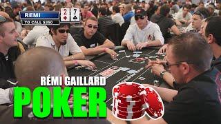 Poker Remi Gaillard