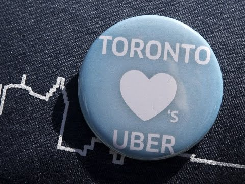 Uber Experience in Toronto